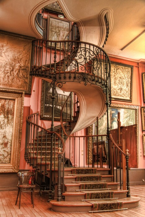 Whimsical Staircase
