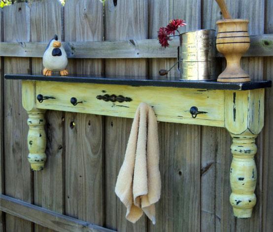 Repurposed Home Decorating Ideas: Decorating With Repurposed Items
