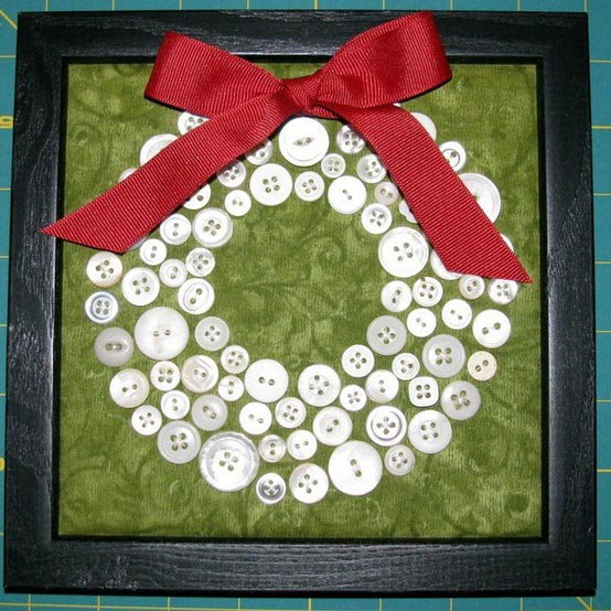 Button frame art